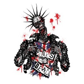 Koszulka Not Dead Zombies