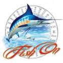 Koszulka wędkarska Fish On