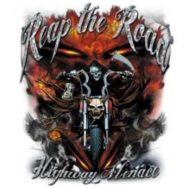 Koszulka motocyklowa Reap The Road