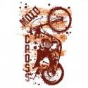 Koszulka motocyklowa Moto Cross