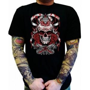 Koszulka Demonized Sugar Skull