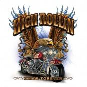 Koszulka High Rollin - Biker Forever
