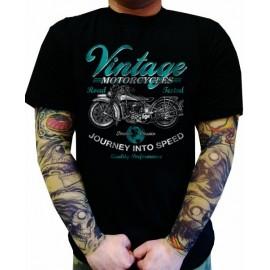 Koszulka motocyklowa Vintage Motorcycles