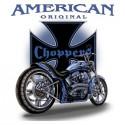 Koszulka motocyklowa American Choppers