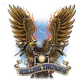 Koszulka motocyklowa Rolling Thunder