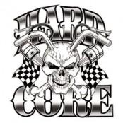 Koszulka motocyklowa Hard Core