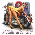 Koszulka motocyklowa Fill'er Up