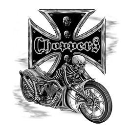 Koszulka motocyklowa Choppers II