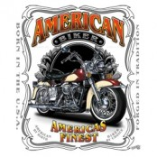 Koszulka motocyklowa American Biker