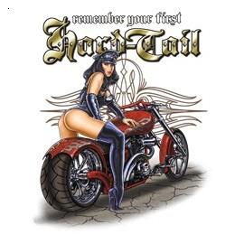 Koszulka motocyklowa Hard Tail