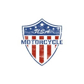Koszulka motocyklowa USA Motorcycle