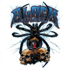 Koszulka motocyklowa Black Widow