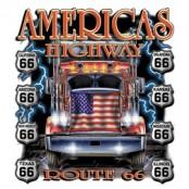 Koszulka Americas Highway Truck