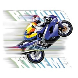 Koszulka motocyklowa Beyond Xtreme
