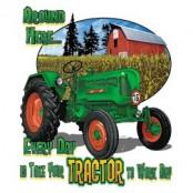 Koszulka Tractor Of History