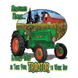 Koszulka Green Tractor