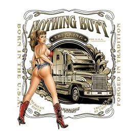 Koszulka ciężarówka Nothing Butt