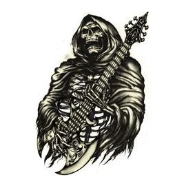 Koszulka Grim Reaper Dead Guitar