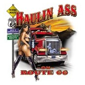 Koszulka Truckers Drive America