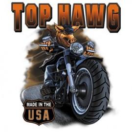 Koszulka motocyklowa Top Hawg