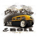 Koszulka Chop Drop & Roll