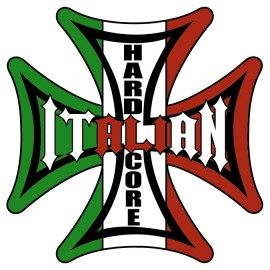 Koszulka Hard Core Italian