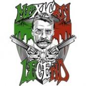 Koszulka Mexican Legend Pacho Villa