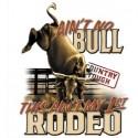 Koszulka Ain't No Bull Rodeo
